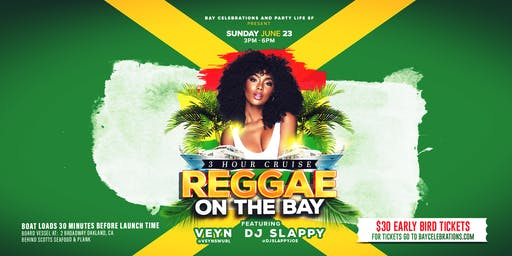 REGGAE ON THE BAY