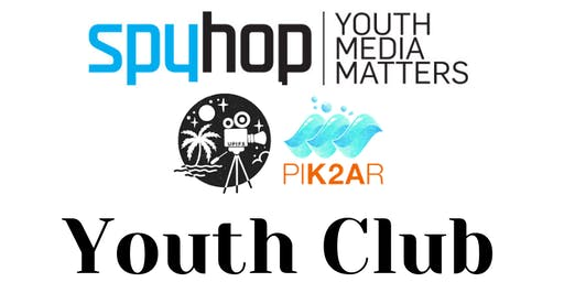 PIK2AR Youth Club (PYC) with Utah Pacific Island Film Series and Spy Hop. 11-18 yr olds