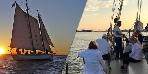 Museum on the Move: Sunset Sail on the Appledore