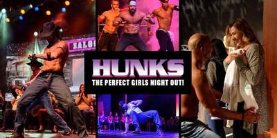 HUNKS The Show at Tillys Dance Club