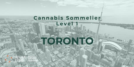 Cannabis Sommelier Level 1 Course | Toronto tickets