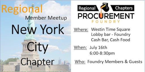 New York City Member Meetup - July 2019