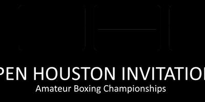 "Open Houston Invitational ""OHI"" Amateur Boxing Tournament"