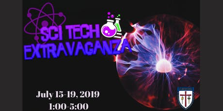Sci-TECH Saturday Extravaganza Summer Camp @St. James Day School tickets