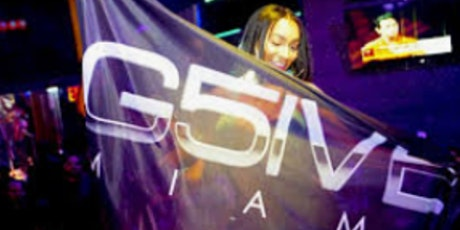 G5IVE MIAMI - OPEN BAR  + PARTYBUS  tickets