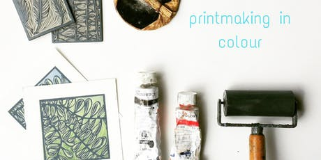 Reduction Linocut Workshop | Sunday 23rd June | 10 tickets