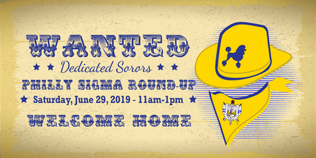 Philly Sigma Round-Up tickets