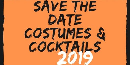 Costumes and Cocktails 2019!