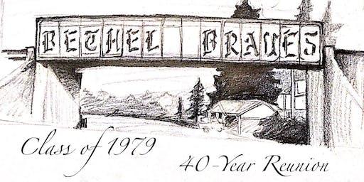 Bethel High School Class of 1979 - 40 Year Reunion
