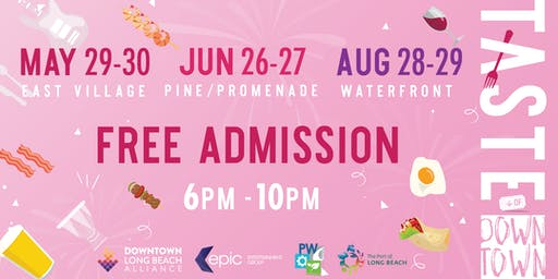 Taste of Downtown: Pine & Promenade