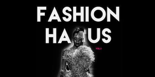 Fashion Haus Vol 3  CASTING CALL
