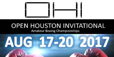 OHI Boxing Tournament Fighter/Coach Registration {PLEASE CLICK THE GREEN TICKET BUTTON BELOW}