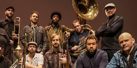 LowDown Brass Band at The Spot on Kirk tickets