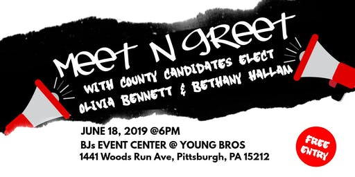 Meet & Greet w/ Liv Bennett & Bethany Hallam