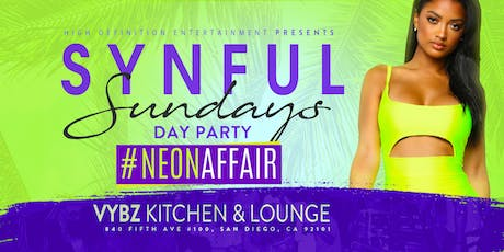 SYNFUL SUNDAYZ IV Day Party.... tickets