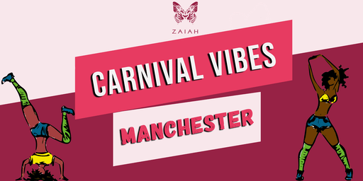 CARNIVAL VIBES Manchester! Fun and Freindly Soca Dance Class