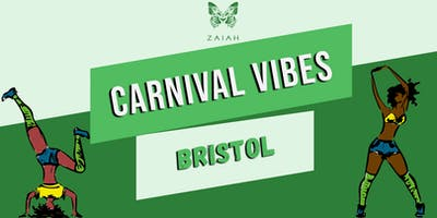 CARNIVAL VIBES Bristol! Sassy and Strong Soca Dance Class