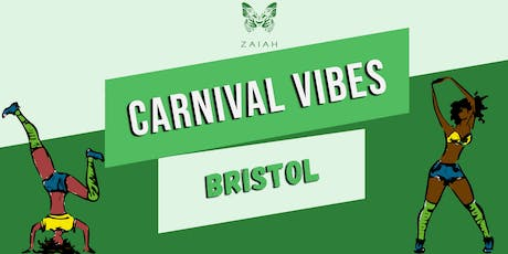 CARNIVAL VIBES Bristol! Sassy and Strong Soca Dance Class tickets