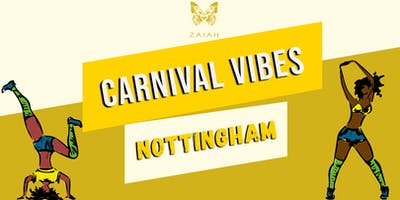 CARNIVAL VIBES NOTTINGHAM! Sassy and Strong Soca Dance Class