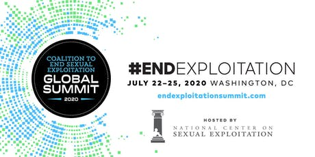 2020 Coalition to End Sexual Exploitation Global Summit tickets