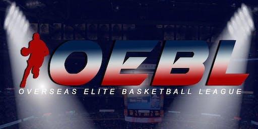 OEBL Opening Night Game 1