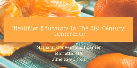 Healthier Educators In The 21st Century Conference tickets