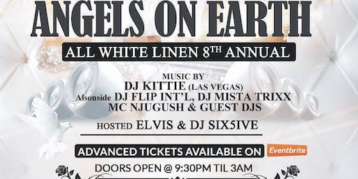 Angels On Earth, All White Linen Affair 8th Annual