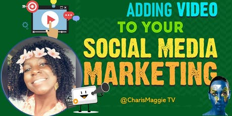 Adding Video To Your Social Media Marketing tickets