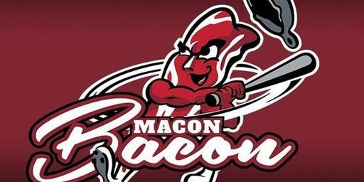 Intown Macon Night at Luther Williams Field
