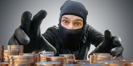 Mission: Bank Heist | Scavenger Hunt Presented By Treasure Mission tickets