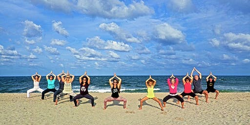 Aloha Sunset Beach Yoga