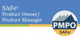 SAFe® Product Owner or Product Manager 2 Days Training in San Jose,CA