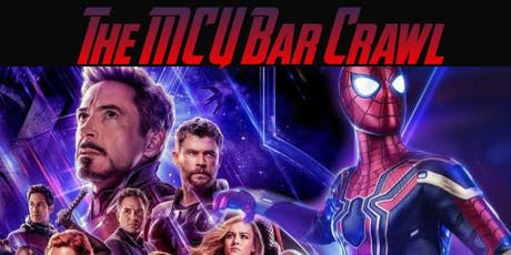 Fort Lauderdale MCU Bar Crawl tickets