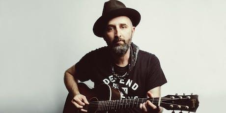 Live in Ouray: Bluesman Seth Walker tickets
