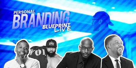 Personal Branding Blueprint LIVE - Greensboro, NC tickets