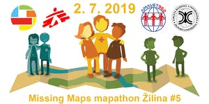 Missing Maps mapathon Žilina #5