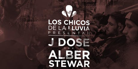 J Dose & Alber Stewar + BAND en Barcelona tickets