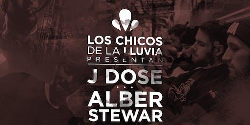 J Dose & Alber Stewar + BAND en Barcelona