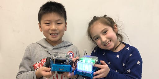 Dural Coding & Robotics Holiday Program