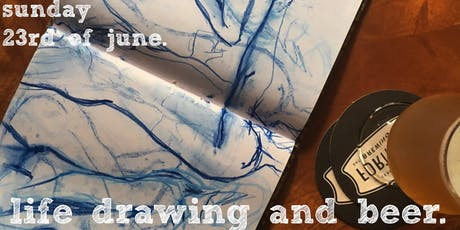 Life Drawing and Beer! tickets