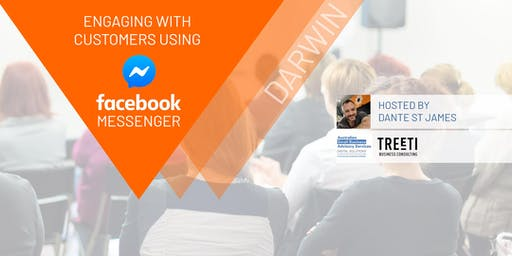 [Darwin] Engaging with customers using Messenger
