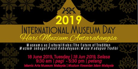 International Museum Day 2019 tickets