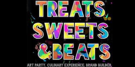 TREATS SWEETS & BEATS tickets