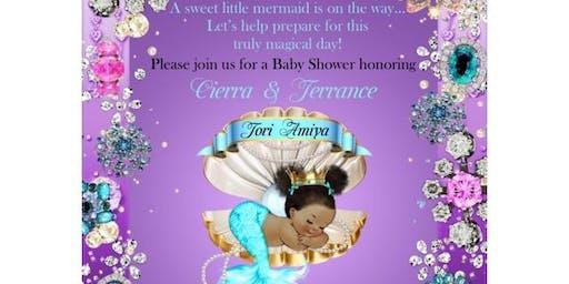 Cierra & Terrance Baby Shower