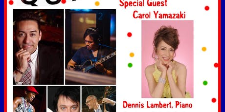 Dennis Lambert Latin Jazz Quintet July 27th, Satin Doll Roppongi tickets