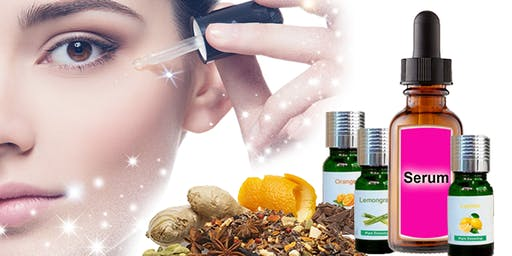 Making Face Serum With Essential Oil And Herbal Water - BF1