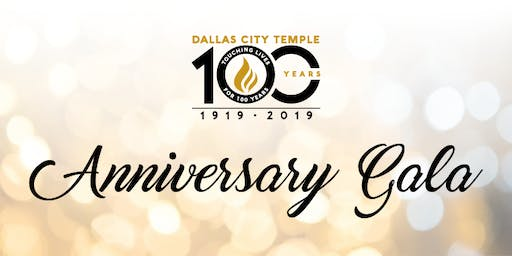 DCT 100th Anniversary Gala