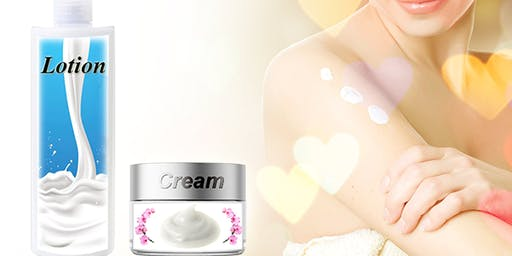 Making Body Cream Or Lotion - BF1 Cosmetic Ingredients Formula