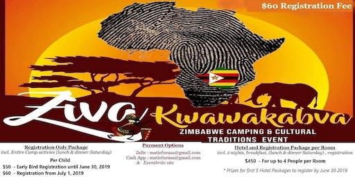 Ziva Kwawakabva - Shona Camp