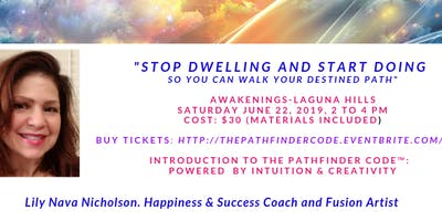 Stop Dwelling & Start Doing So You Can Walk Your Destined Path